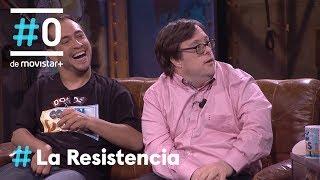 LA RESISTENCIA - Entrevista al Langui y Pablo Pineda   #LaResistencia 20.05.2019