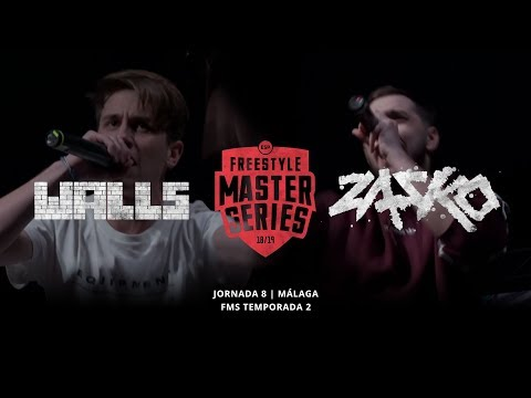 ZASKO VS WALLS FMS MÁLAGA Jornada 8 Oficial