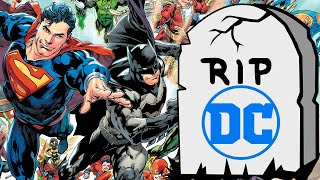 DC Comics Shutting Down? What Happens To Batman And Superman?