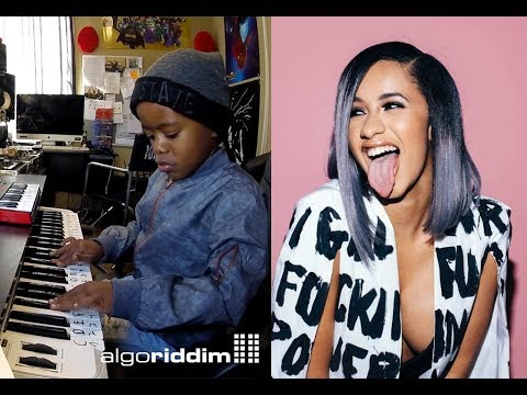 Cardi B – Be Careful Beat Creation By 6 Year Old DJ Arch Jnr Using Logic Pro