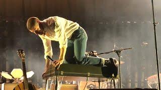 Arctic Monkeys - Pretty Visitors live @ Bill Graham Civic Auditorium, SF - October 21, 2018