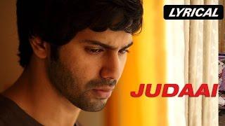 Judaai | Full Song with Lyrics | Badlapur - YouTube