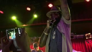 "Tarrus Riley Sings ""Human Nature"" BB Kings Blues Club NYC 7/17/16"
