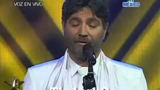 """Yo Soy 27-06-13 ANDREA BOCELLI """"O Sole Mio"""" [Fernando Alcalde] Sorprendiendo al Jurado COMPLETO"""