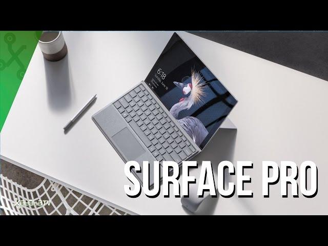 Surface Pro, lo nuevo de Microsoft