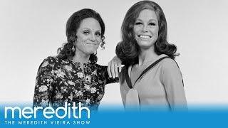 Valerie Harper On Rhoda's Positive Impact  | The Meredith Vieira Show