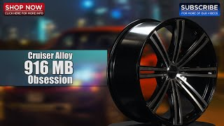 Cruiser Alloy 916MB Obsession
