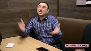 """Видео """"Новости-N"""": Умуд и Сабир Шириновы вытащили семью из горящего автомобиля"""