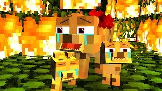 Ocelot Life 2   Craftronix Minecraft Animation