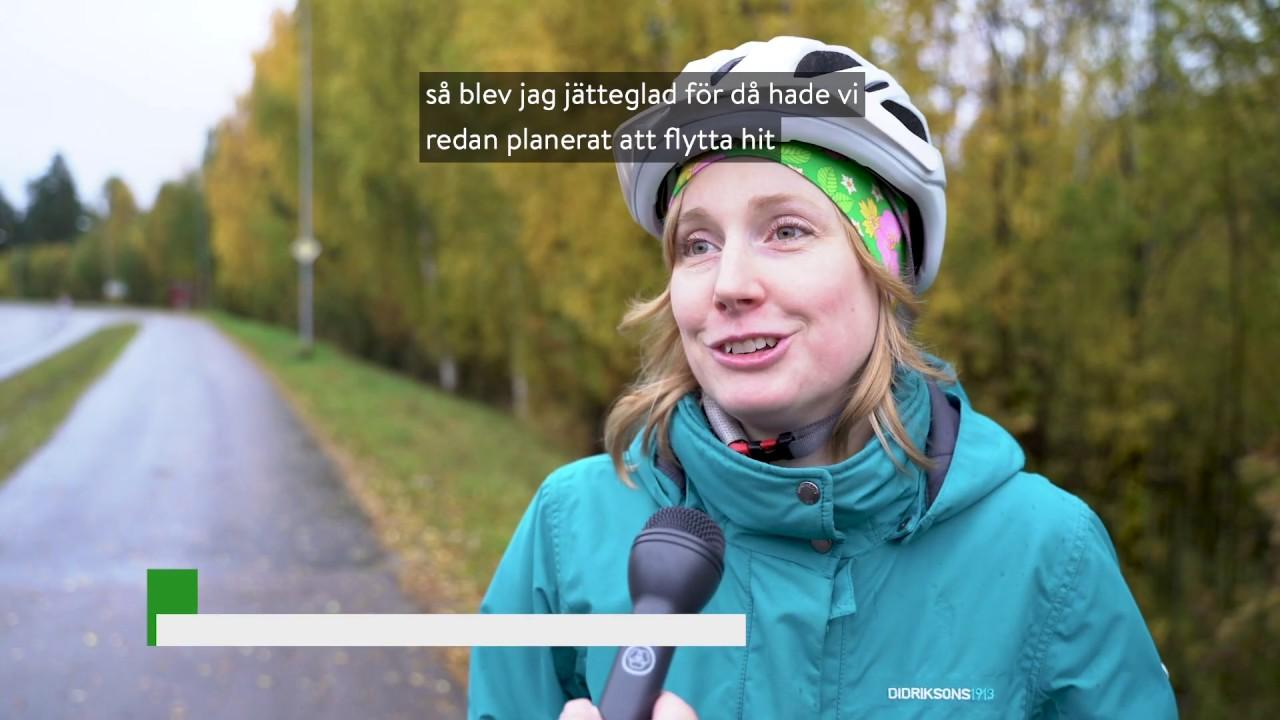 Testa pendeln mellan Boden och Luleå