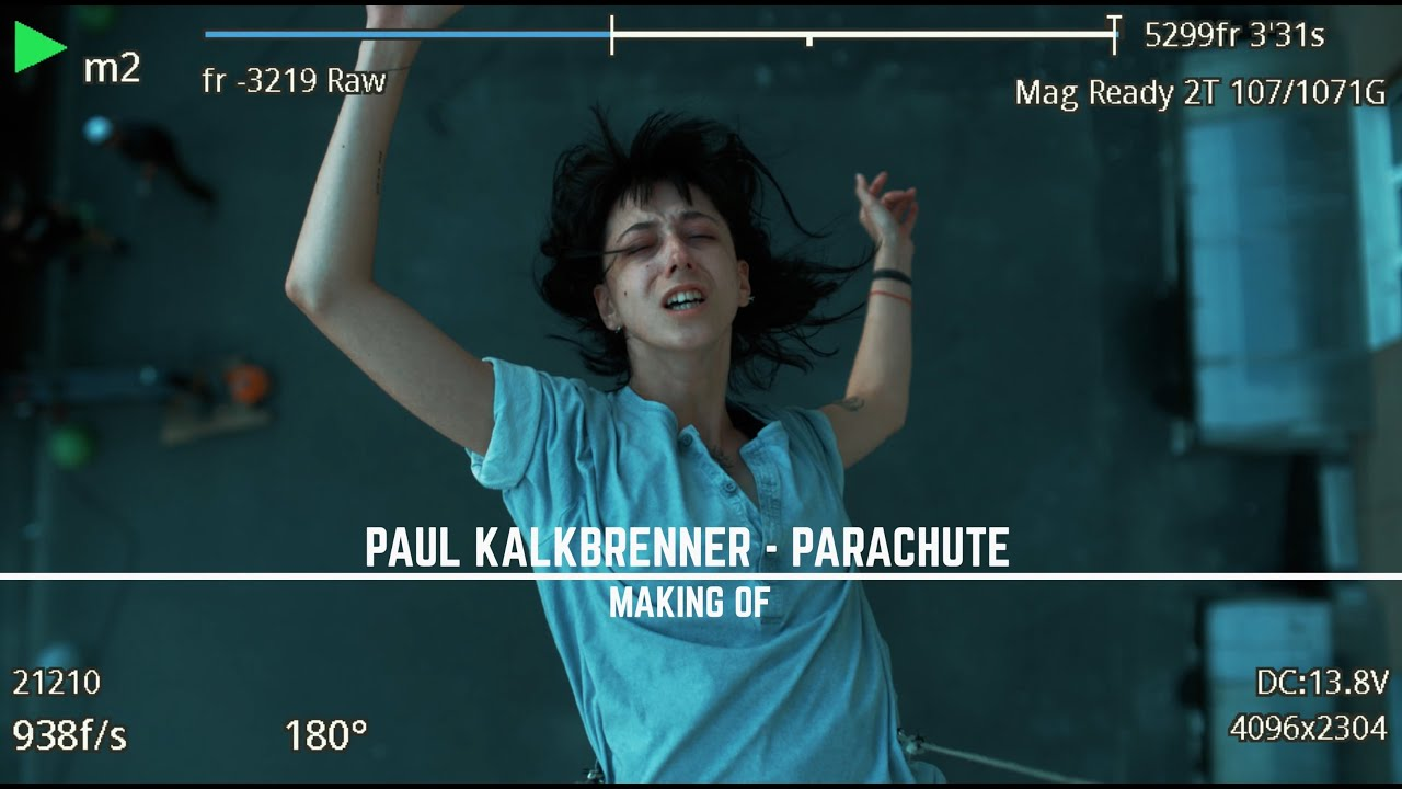 Imanbek - Paul Kalkbrenner - Parachute (Making Of)