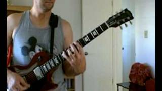ACDC cover Can't Stand Still by fred