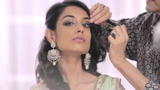 Image for video on Makeup Tips - Bridal Sangeet Look  All Things Makeup by Be Beautiful