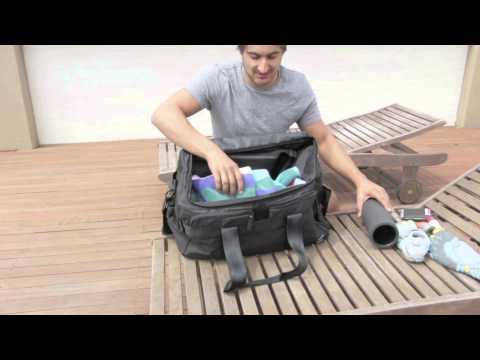 Review: Reebok CrossFit Gym Bag