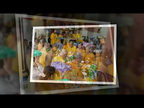 Đại lễ Vu Lan năm Đinh Dậu, chùa Long Phước, huyện Lấp Vò, tỉnh Đồng Tháp
