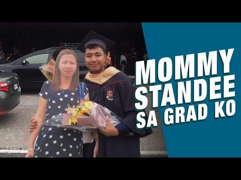 Stand for Truth: Estudyante, standee lang ang kasama sa graduation!