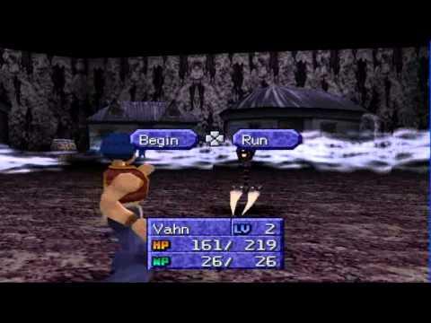 Legend of Legaia Playstation