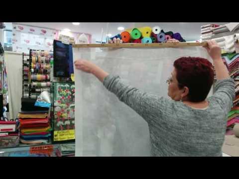 TUTORIAL DE MECANISMOS DE ESTORES ARTESANAL