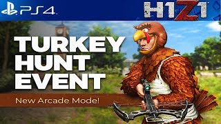 H1Z1 PS4 NEW ARCADE MODE LIVE! H1Z1 PS4 SEASON 2  #H1Z1PS4 #H1Z1 #REDRC