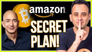 WHY AMAZON'S AMBITIOUS CRYPTO PLANS WILL PUMP MARKETS AGAIN.