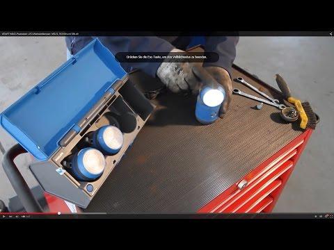 Praxistest: Philips-LED-Werkstattlampen: MDLS, RCH30 und CBL40