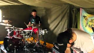 Video Lionel Dixit @ ZelíFest - Limp Bizkit cover