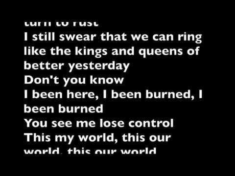 """Rihanna - Towards The Sun (From """"Home"""") (Lyric Video)"""