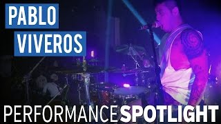 "Performance Spotlight: Pablo Viveros - ""My Damnation"""