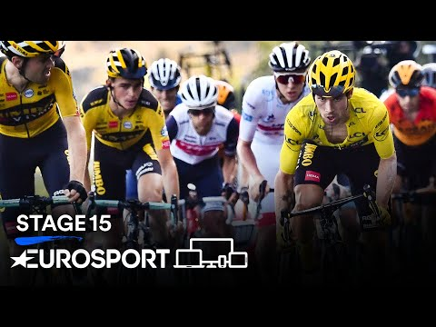 Video | Samenvatting etappe 15 Tour de France 2020