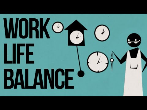 Finding A Perfect Work-Life Balance Is Impossible, And That's OK