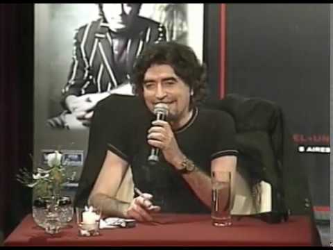 Joaquín Sabina video Conferencia de prensa - Argentina 2006