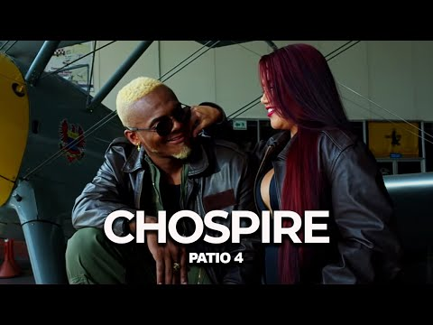 Chospire - Patio 4  Salsa Choke 2018
