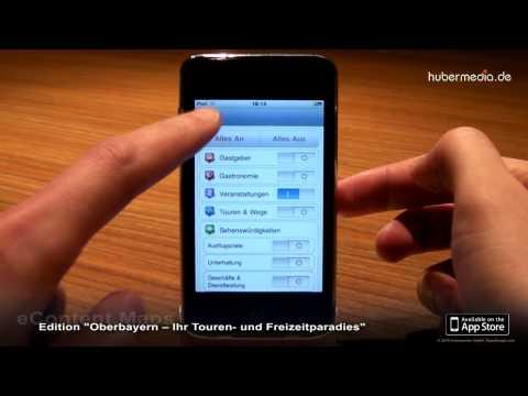 Die Oberbayern App - Ihr Freizeitführer - Urlaub in Oberbayern