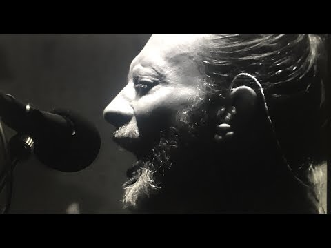 RADIOHEAD - Give Up The Ghost [4k] Live @ Bell Centre Montreal