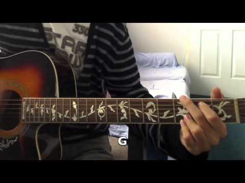 In Your Arms chords & lyrics - Kina Grannis