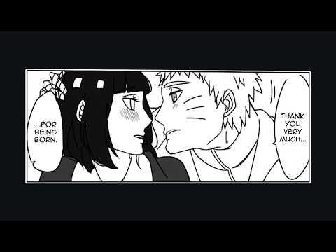 Naruto x Hinata Doujinshi - Congratulations (naruhina)