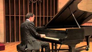 Jonathan Sokasits playing George Frederick Handel (1685-1759) Suite in F Major