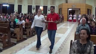 Canto de Ofertório - Missa do 26º Domingo do Tempo Comum (30.09.2018)