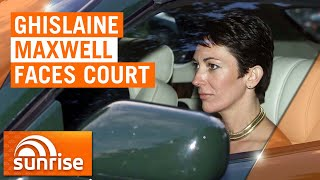 Ghislaine Maxwell: Jeffrey Epstein accomplice moved to New York jail ahead of court date | 7NEWS