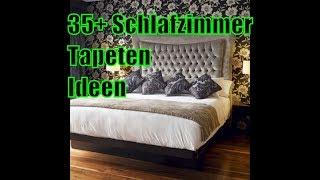 35+ Schlafzimmer Tapeten Ideen