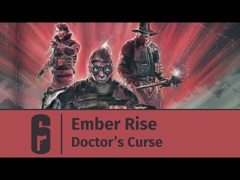 Rainbow Six: Siege - Ember Rise: Doctor's Curse