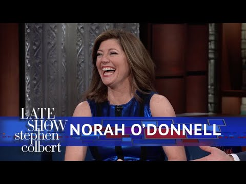 Norah O'Donnell: Read Beyond The Headlines
