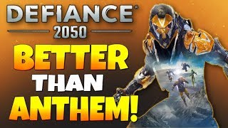 """Defiance 2050 - """"Better Than Warframe & Anthem!""""...This Game is Amazing!!! (Trigger Warning)"""