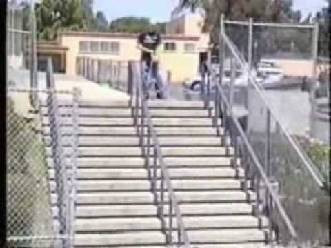 Jamie Thomas - Dying to live (full part)