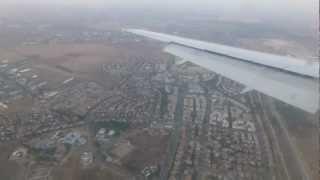 preview picture of video 'El Al Boeing 767 Landing in Tel Aviv'