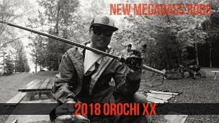 2018 Megabass Orochi XX Rods Mail Call