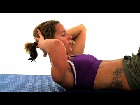 Übungen für den Bauch - Bikini Fatburner