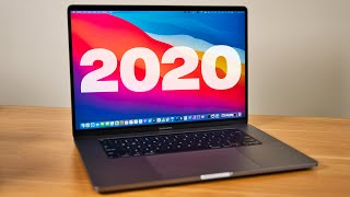 MacBook Pro 16 In 2020 Review - Buy NOW Or WAIT?