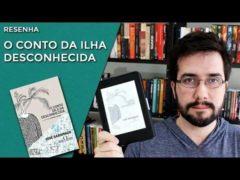 O conto da ilha desconhecida, de José Saramago - Resenha