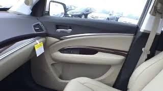 New 2018 Acura MDX Elmhurst IL Chicago, IL #A18355